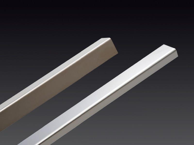 DIY profiles in Stainless Steel DIY   Stainless steel profiles - PROFILITEC