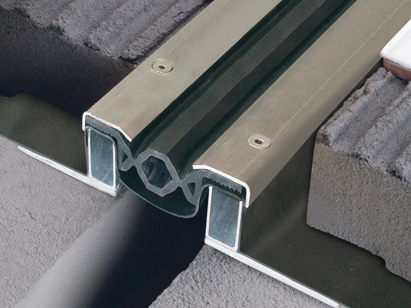 Waterproof structural seismic joint JOINTEC GW by PROFILITEC