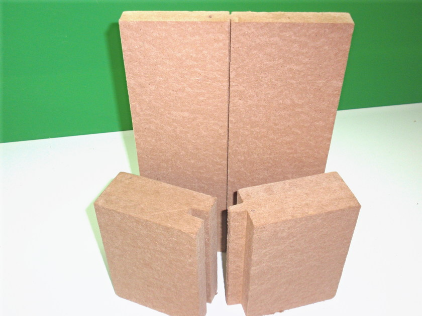 Wood fibre thermal insulation panel SACE PROTECT 230 - Sace Components