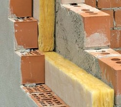 Sistema muratura a risparmio energetico - SOLAVA