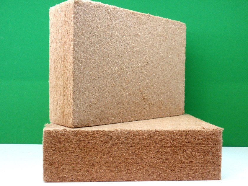 Wood fibre thermal insulation panel SACE THERM - Sace Components