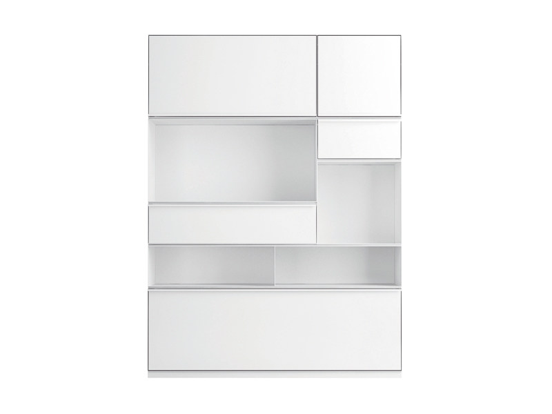 Sectional storage unit ADHOC by Zanotta