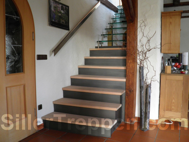 scala a giorno faltwerk siller treppen. Black Bedroom Furniture Sets. Home Design Ideas