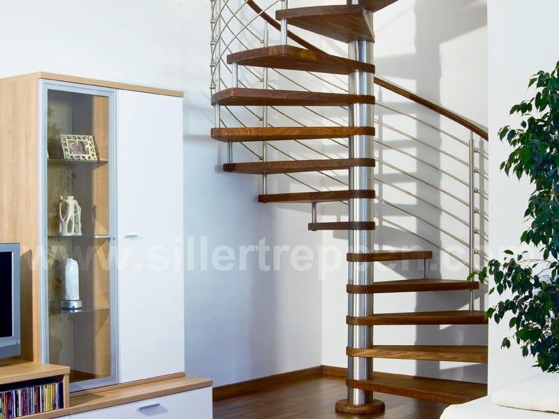 Spiral staircase SCIRA - Siller Treppen