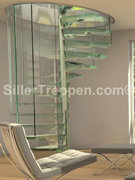 scala a chiocciola sky screw siller treppen. Black Bedroom Furniture Sets. Home Design Ideas