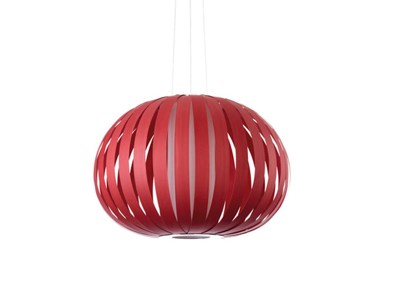 Handmade pendant lamp POPPY S by LZF