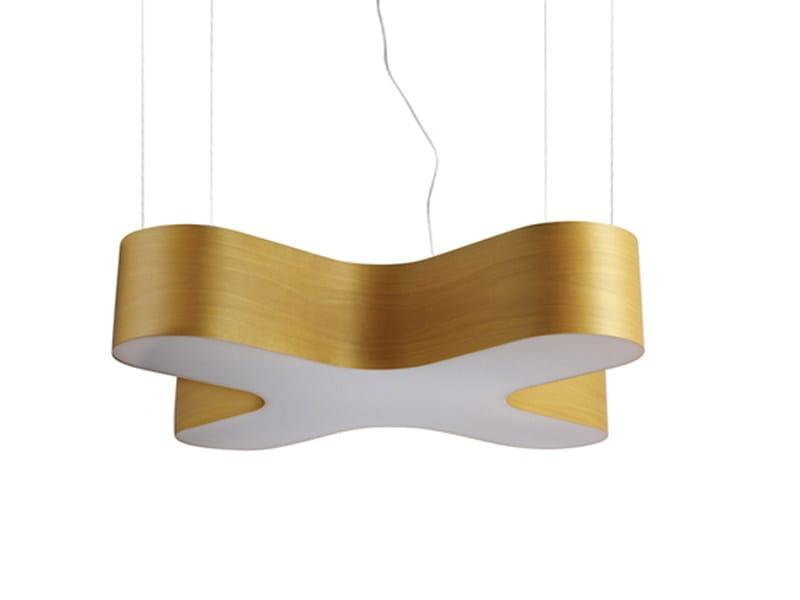 Handmade pendant lamp X-CLUB S - LZF