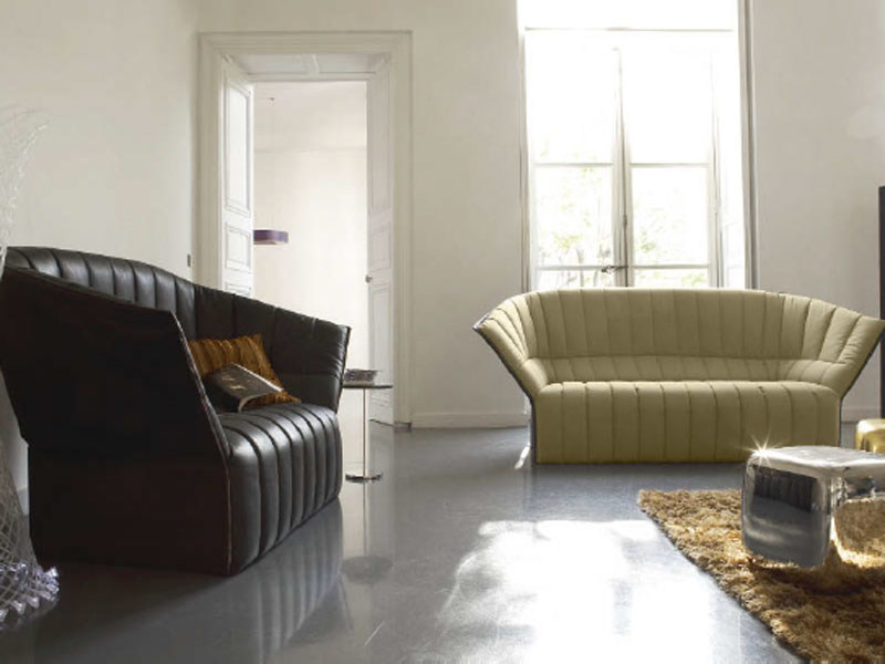 Fabric sofa MOËL - ROSET ITALIA