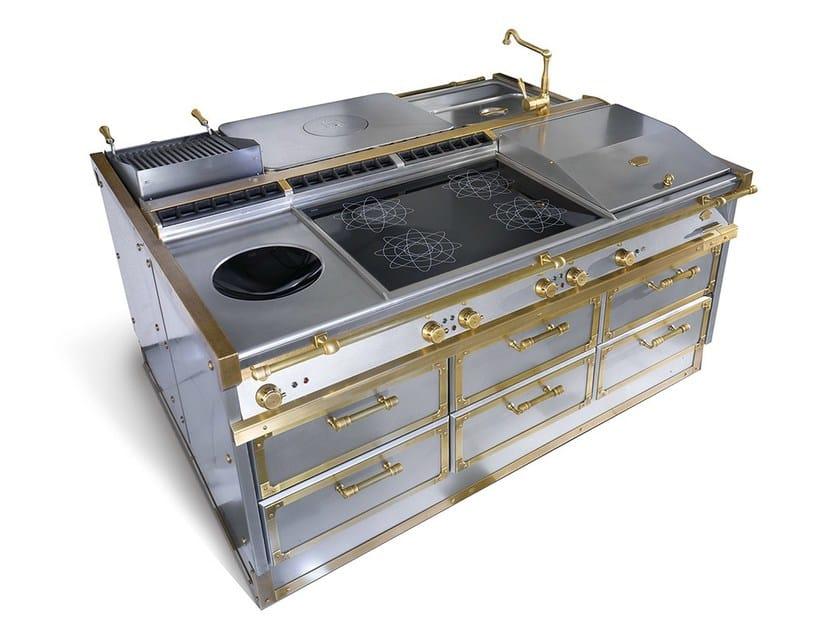 p70 cucina a libera installazione professionale