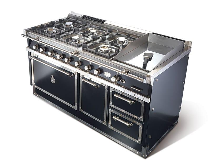 Cucina a libera installazione professionale in acciaio P70 ...