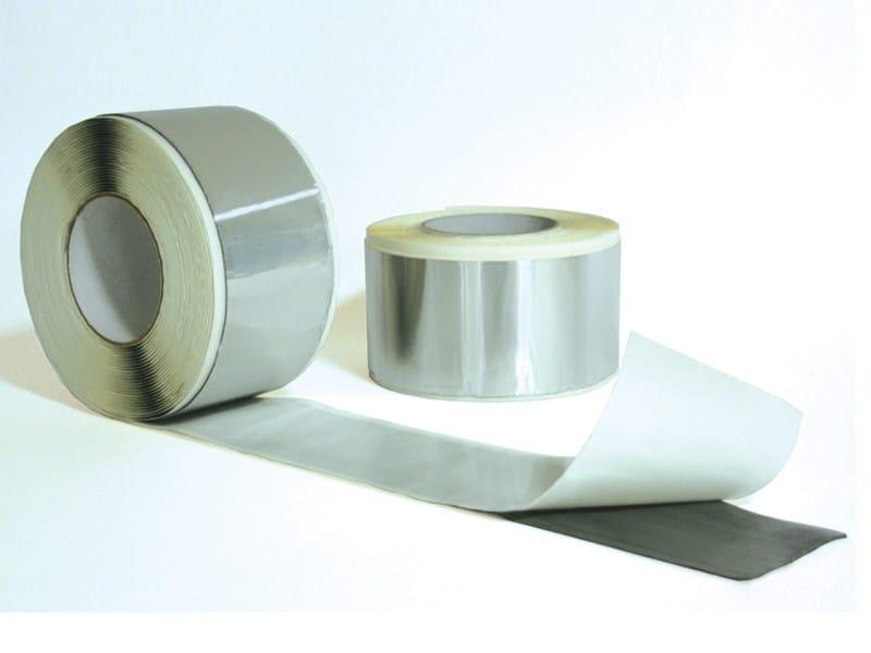 High-Adhesive Butyl Sealing Tape BU-TYLENE ALU PROFESSIONAL - ISOLTEMA GROUP