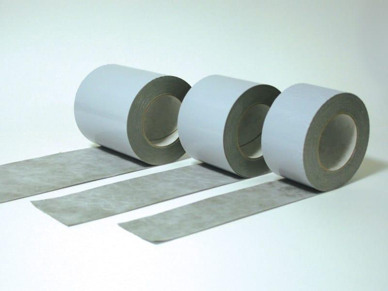 High-Adhesive Butyl Sealing Tape Self-Protected BU-TYLENE FLEECE BRICO - ISOLTEMA GROUP