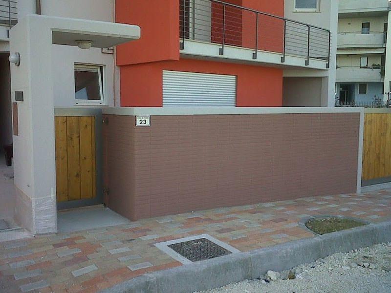 Matrice per parete facciavista in calcestruzzo stampi per superfici didor italia - Stampi per decorare pareti ...