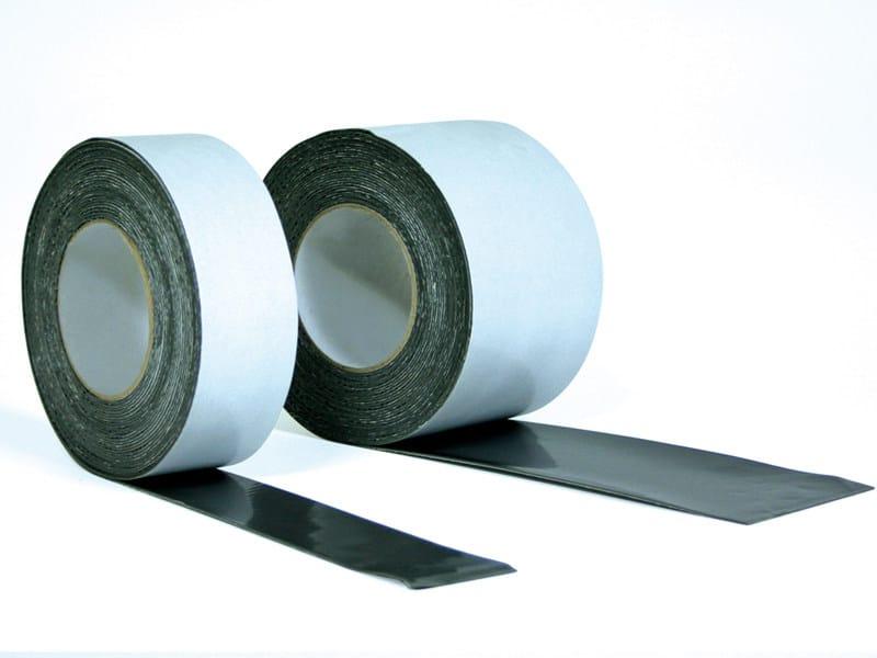 Self-Adhesive & Sealing Butyl Tape BU-TYLENE PE 80 BRICO - ISOLTEMA GROUP