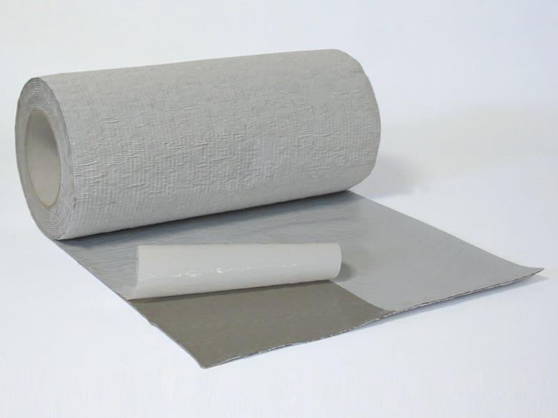 Self-Adhesive Sealing Butyl Tape BU-TYLENE PE WAVE T - ISOLTEMA GROUP