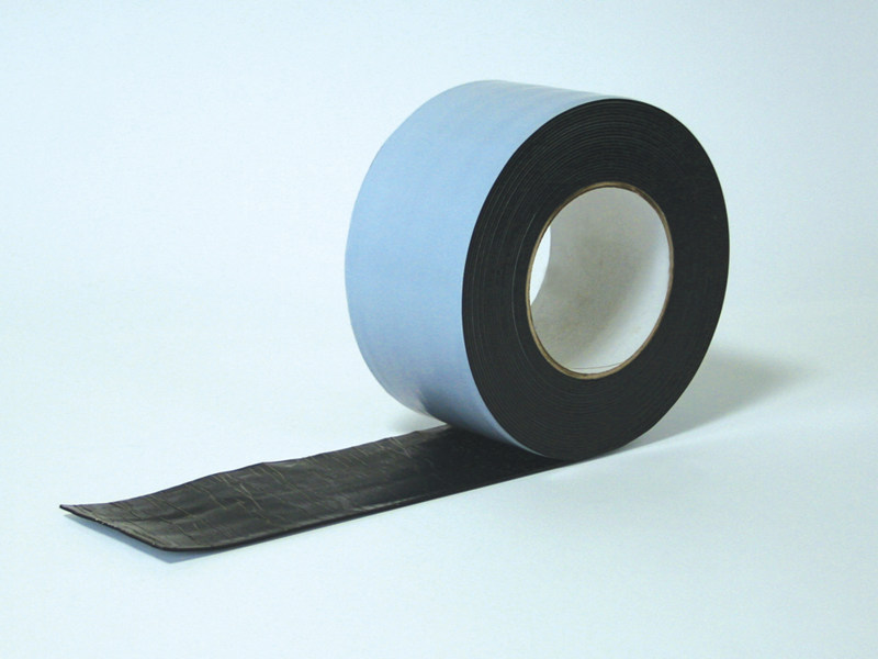 Anti-Corrosive Self-Adhesive Bitumen Tape ELOTENE TUBI V7 BITUMEN COMPOUND - ISOLTEMA GROUP
