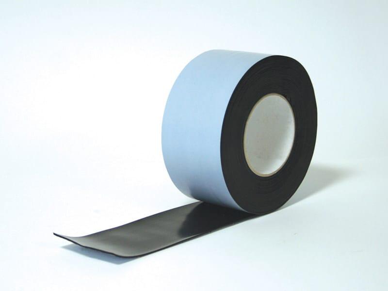 Self-adhesive bitumen tape for waterproofing ELOTENE TUBI 130 BITUMEN COMPOUND - ISOLTEMA GROUP