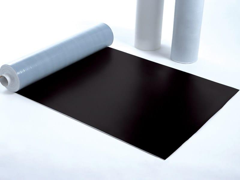 Bi-Adhesive Bituminous Membrane Total Vapour ELOTENE KONTABIT RDS - ISOLTEMA GROUP