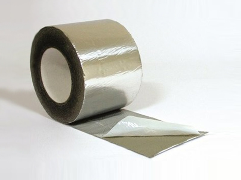 High Adhesive Total Vapour Barrier Butyl Tape BU-TYLENE DS CRIO 12/25/12 - ISOLTEMA GROUP