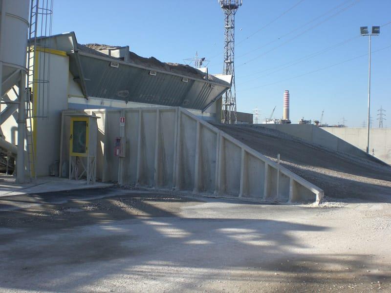 Silos and special container Rampe di carico prefabbricate - EDIL LECA Divisione PREFABBRICATI