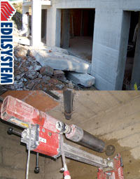 Special machinery for construction sites DEMOLIZIONI CONTROLLATE by EDILSYSTEM