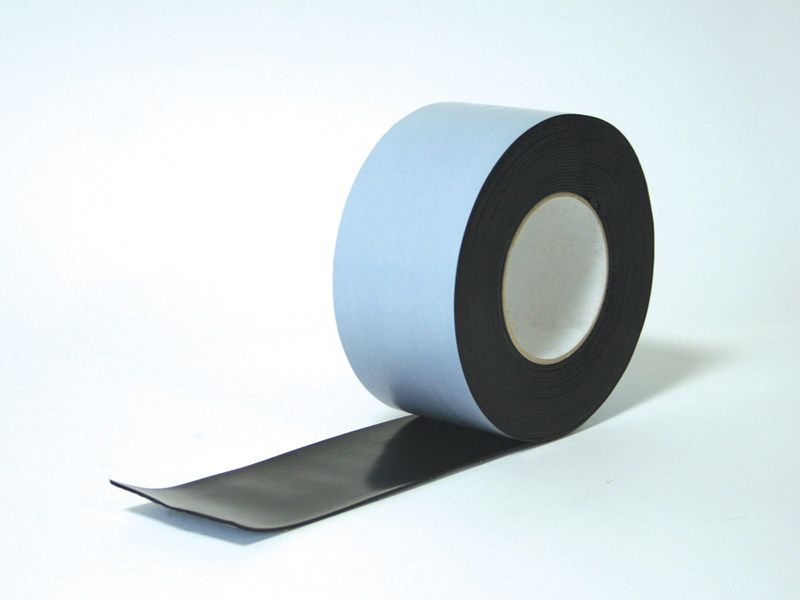 Self-adhesive butyl tape for waterproofing ELOTENE 100 HDPE BUTYL COMPOUND by ISOLTEMA GROUP