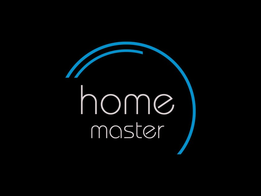 Home automation system for households VITRUM HOME MASTER - VITRUM by Think Simple