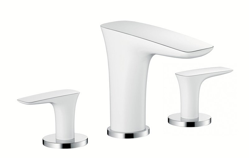 3 hole washbasin tap PURAVIDA | 3 hole washbasin tap - HANSGROHE