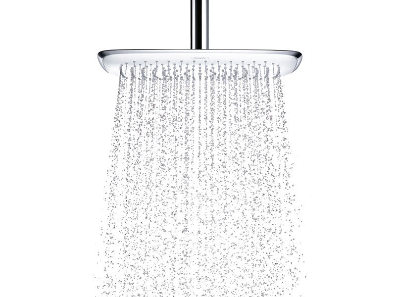 Ceiling mounted overhead shower PURAVIDA | Overhead shower - HANSGROHE