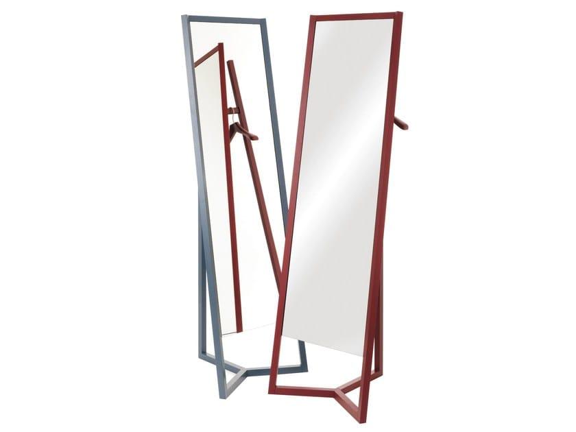 Mirror / coat rack CLUB - Schönbuch