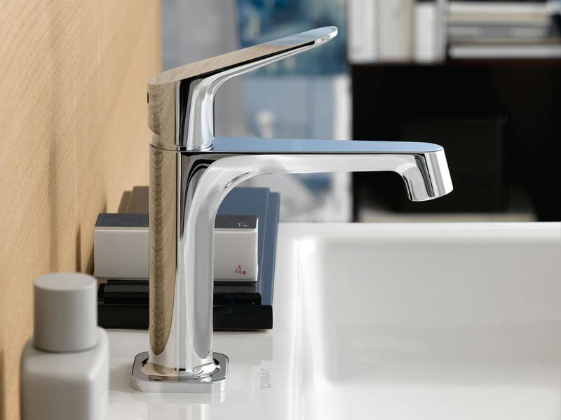1 hole washbasin mixer AXOR CITTERIO M | Washbasin mixer - HANSGROHE
