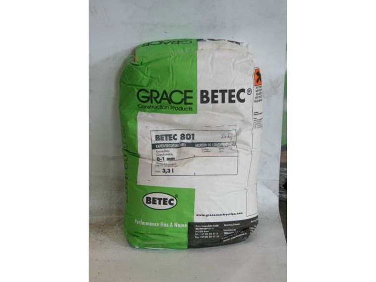 Self-levelling mortar Betec® 801 - 804 - Grace Construction Products - W.R. Grace Italiana