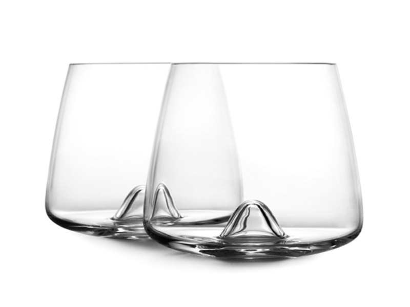 bicchiere in vetro whisky normann copenhagen. Black Bedroom Furniture Sets. Home Design Ideas