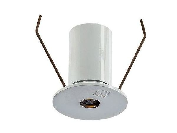 LED round recessed spotlight Eyes 1.0 by L&L Luce&Light