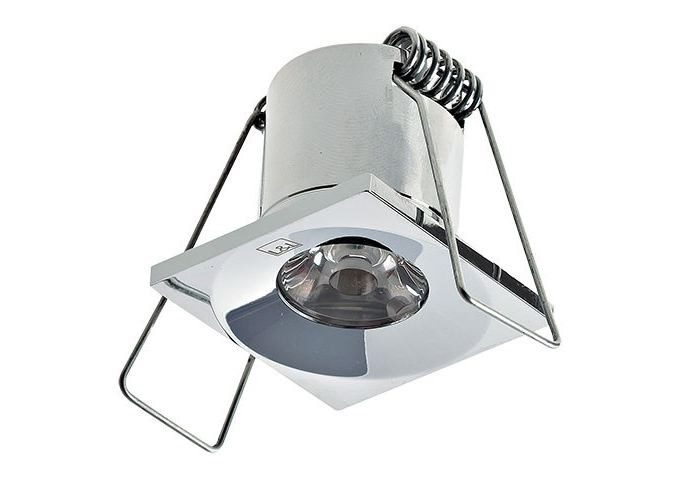 LED square recessed spotlight Eyes 2.3 by L&L Luce&Light