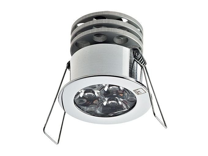 LED round recessed spotlight Eyes 3.1 by L&L Luce&Light