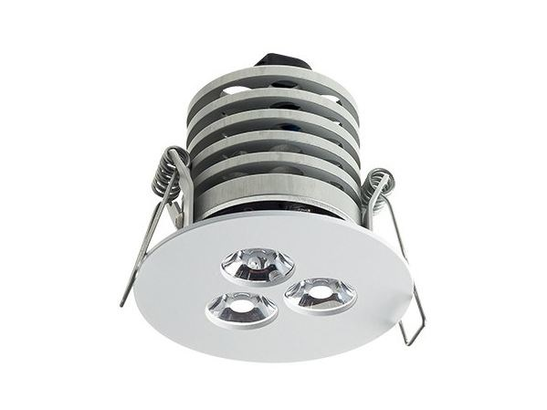 LED round recessed spotlight Look 4.0 by L&L Luce&Light