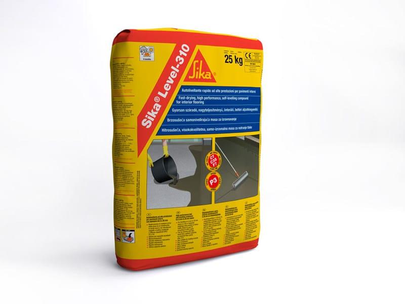 Self-levelling mortar SIKA® LEVEL 310 - SIKA ITALIA
