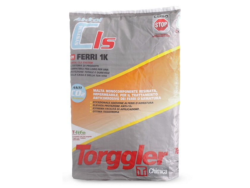 Anti corrosion product ANTOL CLS SYSTEM FERRI 1K - Torggler Chimica
