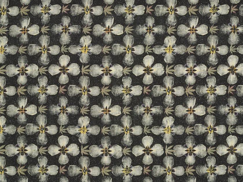 Wool rug with floral pattern HERBARIUM - Kasthall