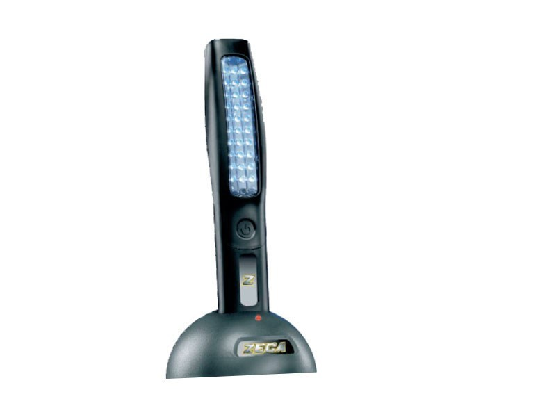 LED Work light with rechargeable battery Lampada ricaricabile a LED - Lazzari