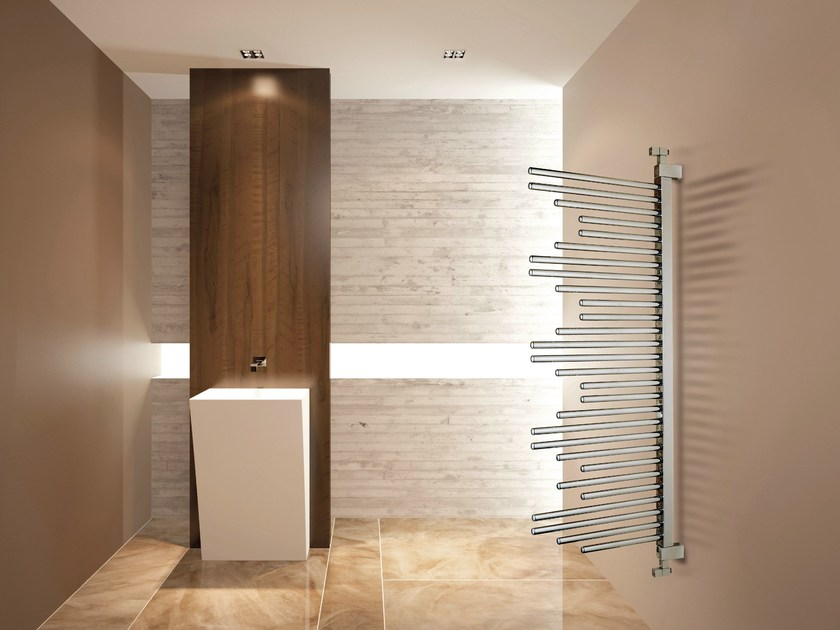 Swivel towel warmer MOVESYSTEM - DELTACALOR