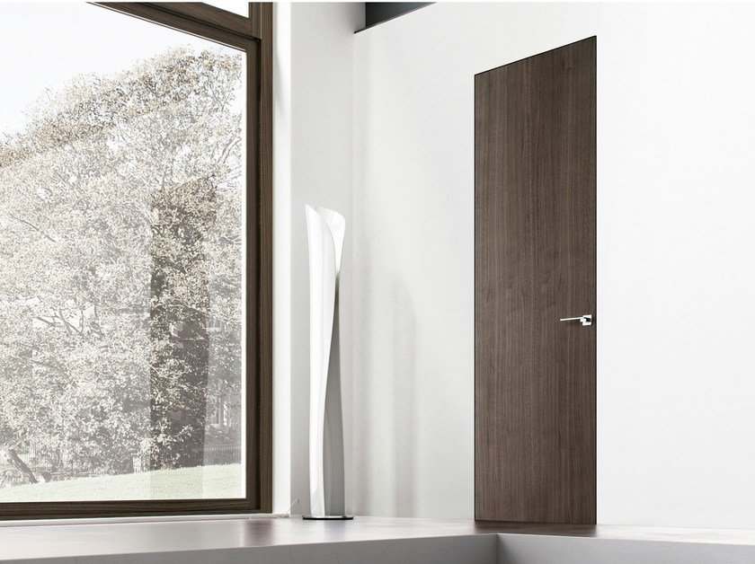 Hinged flush-fitting door TABULA - Ghizzi & Benatti