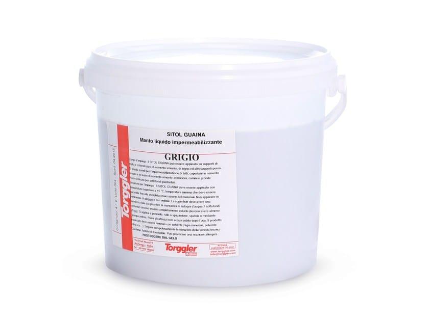 In situ liquid membrane SITOL GUAINA - Torggler Chimica