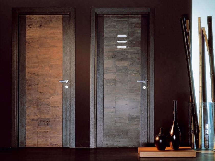 Hinged wooden door SYMBOL - Ghizzi & Benatti