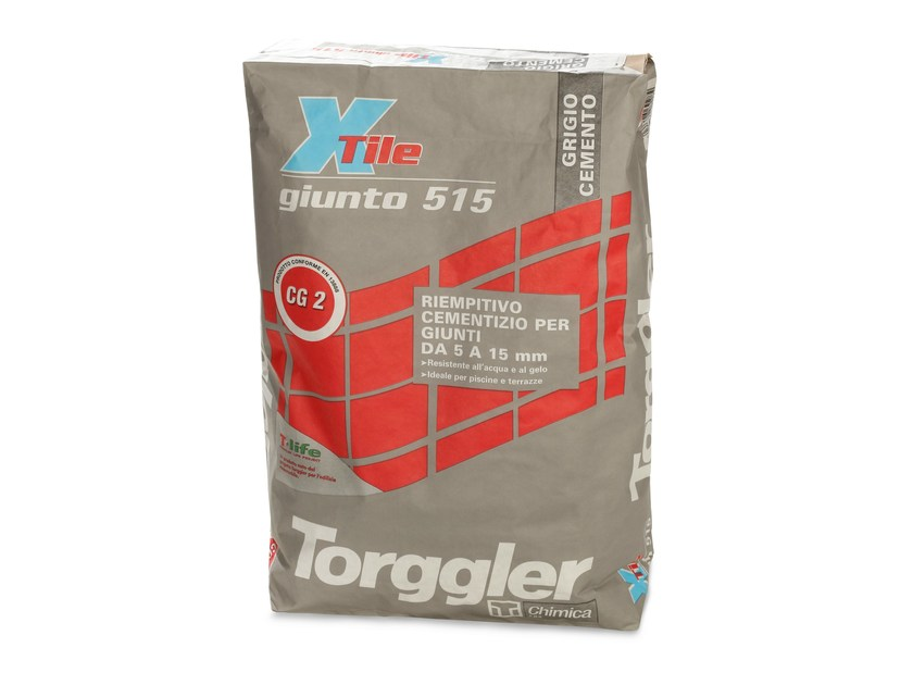 Grout X-TILE GIUNTO 515 by Torggler Chimica