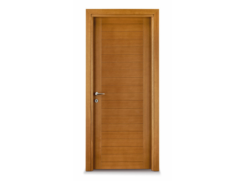 Hinged wooden door Marina - Ghizzi & Benatti