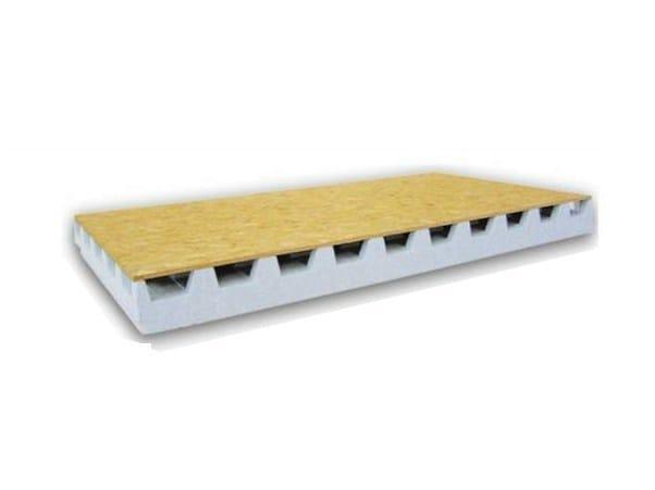 Ventilated roof system AIREK DOPPIO VENTILATO | Ventilated roof system - RE.PACK