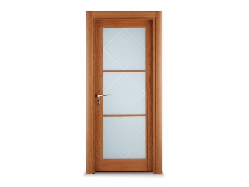 Hinged glass door LUXOR - Ghizzi & Benatti