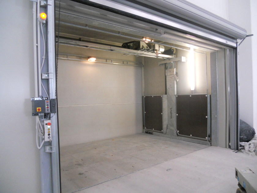 Parking lift IP1-HMR V13 - IDEALPARK